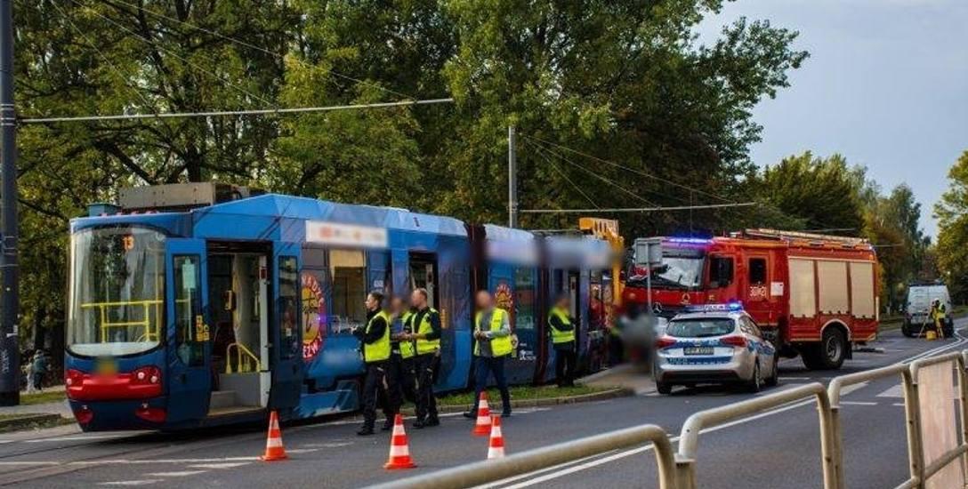 Katowice: Wypadek na Wełnowcu. 17-latka zginęła pod kołami tramwaju