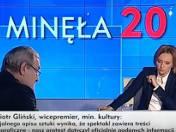 Komisja Etyki TVP: Karolina Lewicka nie naruszyła zasad etyki podczas rozmowy z Piotrem Glińskim