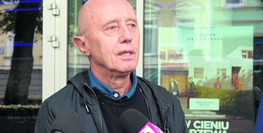 Jerzy Hardie-Douglas nie ubiegał się w tym roku o kolejną reelekcję na burmistrza Szczecinka, wystartował do Rady Powiatu i mówiło się, że zamierza objąć