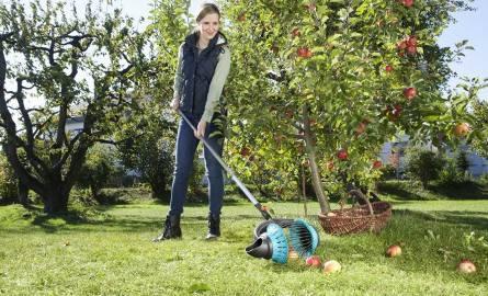 Zrywaczka do owoców Gardenia uprzyjemni i usprawni prace. Jest nagrodą w konkursie Zielony Zakątek za 9 i 10 w kategorii Ogrody.