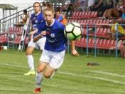 Piłka nożna kobiet. Złoty gol Nikoli Karczewskiej dał zwycięstwo UKS SMS