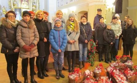Walentynkowy odpust na 1250 serc w parafii Stolec