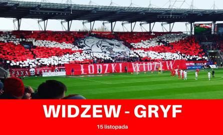 WIDZEW ŁÓDŹ - GRYF WEJHEROWO WYNIK MECZU 15.11.19