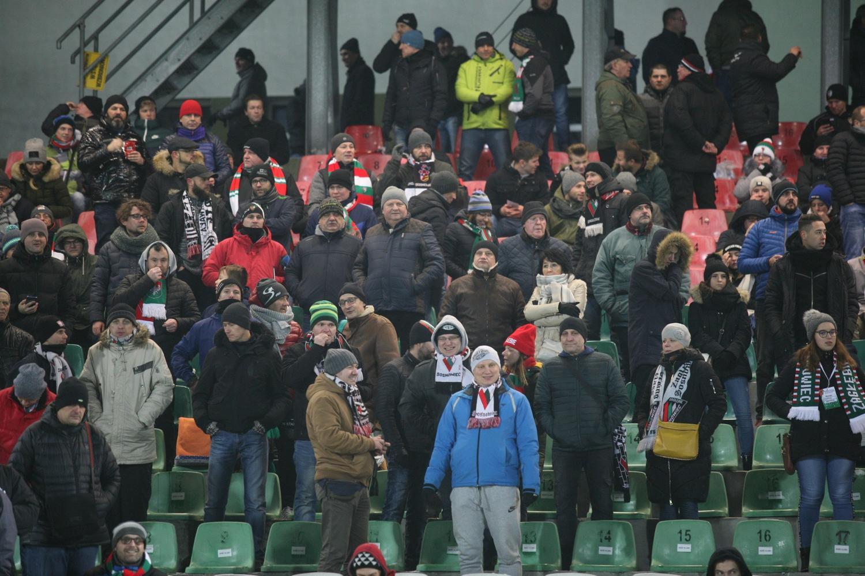 Zagłębie Sosnowiec - Lech Poznań 0:6 ZDJĘCIA KIBICÓW