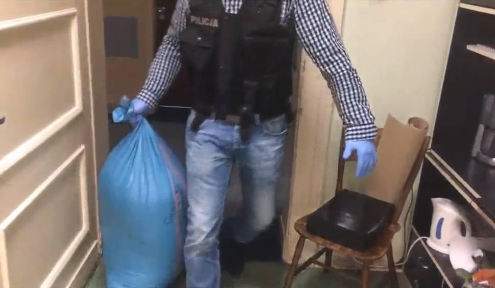 Film do artykułu: Nielegalny  tytoń skonfiskowany w Słupsku