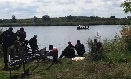 W akcji poszukiwawczej strażakom z Opola pomagali koledzy m.in. z Nysy i Legnicy.