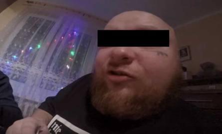 Raper Deder z Knurowa aresztowany za mowę nienawiści. Szydził ze śmierci Pawła Admowicza