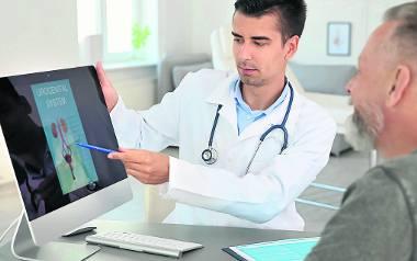 Skuteczność w leczeniu raka zapewnia szybka i prawidłowa diagnoza i konsekwentna terapia