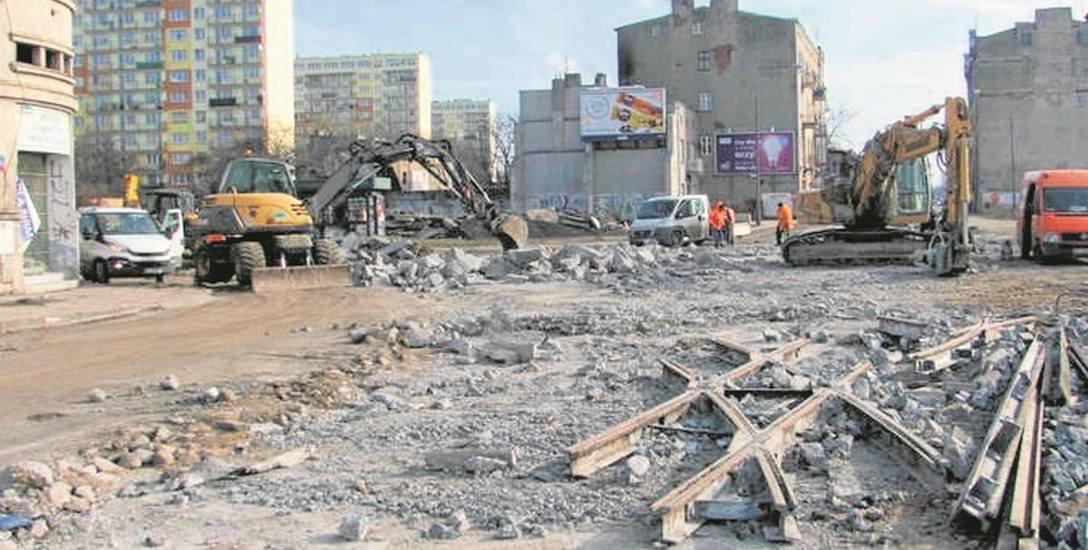 Z1 nową trasą, zmiany na ulicy Dąbrowskiego. Będą utrudnienia dla kierowców