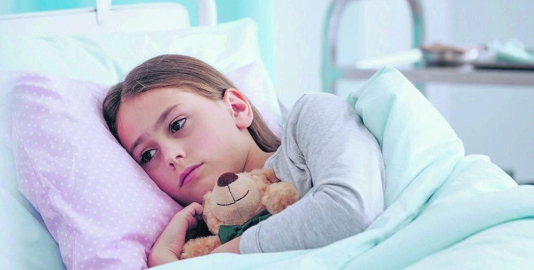 NFZ wymusza przetrzymywanie dzieci w szpitalach - leczenie ich opłaca się dopiero po trzech dniach