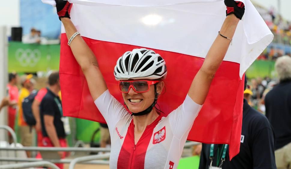 Film do artykułu: Srebrna Maja Włoszczowska! Polka druga na trasie olimpijskiej w Rio!
