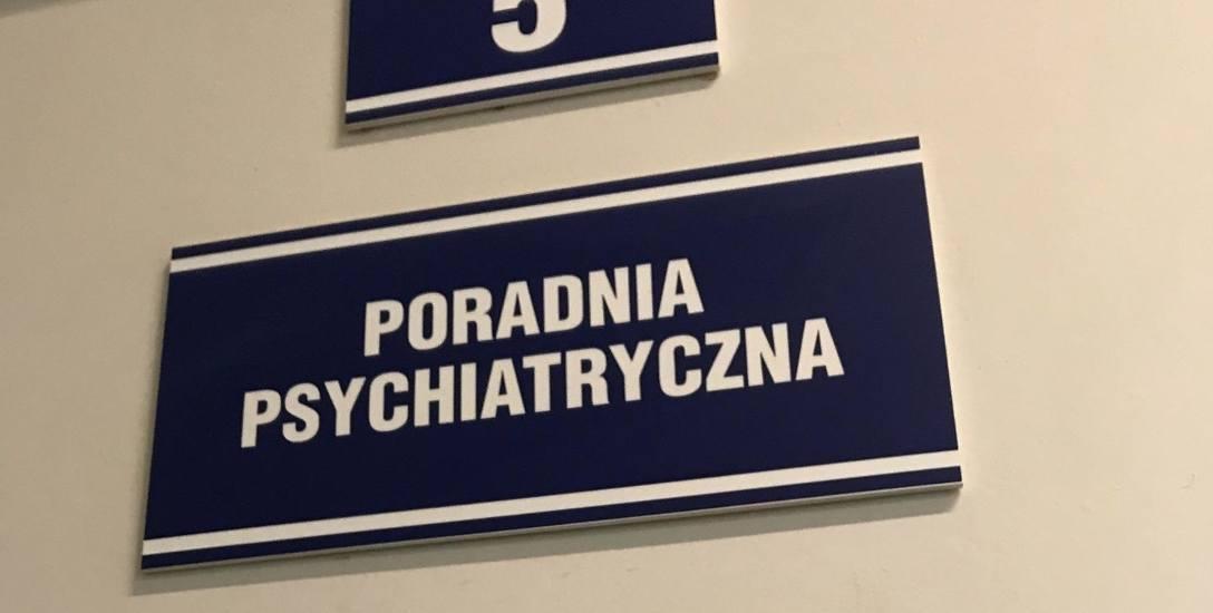 Rzeszowski psychiatra przyjmował w poradni przy szpitalu MSWiA. Ma też prywatny gabinet