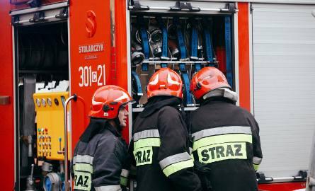 Strażacy, którzy pojawili się na miejscu nie stwierdzili zwiększonego poziomu gazu w szkole.