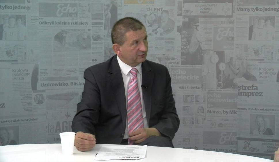Film do artykułu: Wybory samorządowe 2018. Jaka przyszłość Skarżyska? Jacek Ciepiński, kandydat na prezydenta [WIDEO]