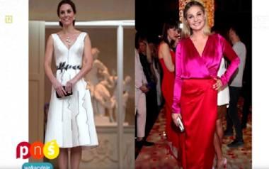 Co łączy Małgosię Sochę i Kate Middleton? [WIDEO]