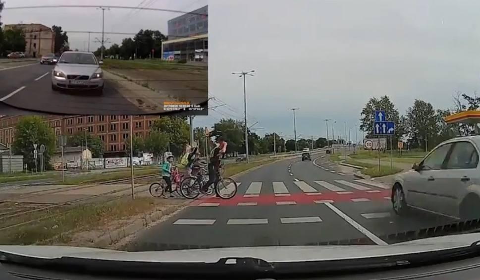 Film do artykułu: Tak szaleli na drogach w regionie. To cud, że ludzie przeżyli! [wideo - Program Stop Agresji Drogowej]