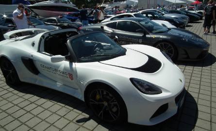 Do Poznania znów zjeżdżają najszybsze i najdroższe samochody świata