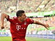 Wolfsburg - Bayern 1:3