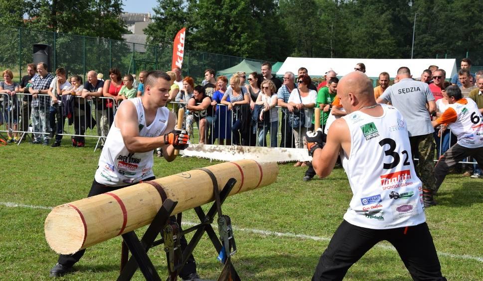 Film do artykułu: Zawody Super Drwal po raz drugi w Czersku