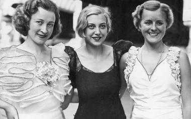 Jak wyglądała Miss Polonia z 1934 roku? Zapraszamy do naszej wyjątkowej galerii zdjęć najpiękniejszych polskich Miss.Miss Polonia Maria Żabkiewiczówna