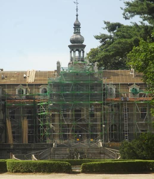 Prawdopodobnie wiosną 2011 pacjenci opuszczą pałac Thiele-Winklerów i przeniosą się do nowego centrum.