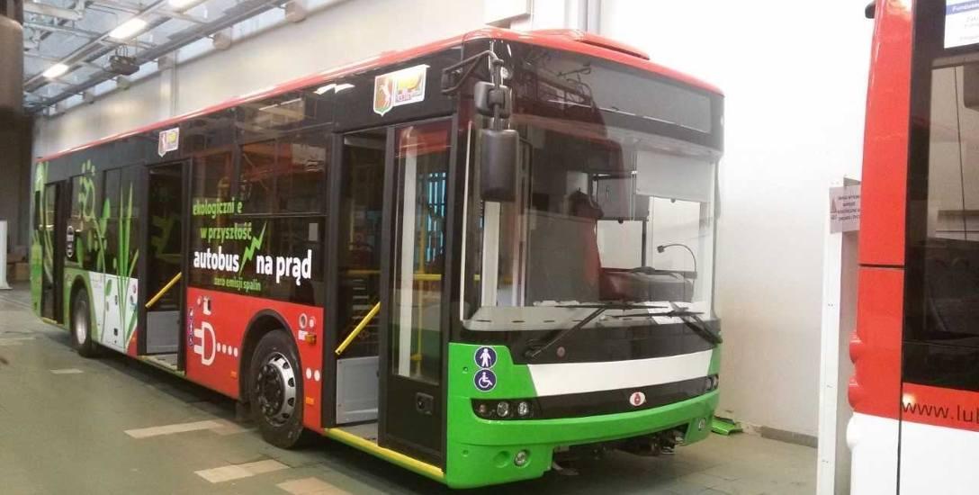 Ekovolt. Jedyny elektryczny autobus jeżdżący obecnie po ulicach Lublina