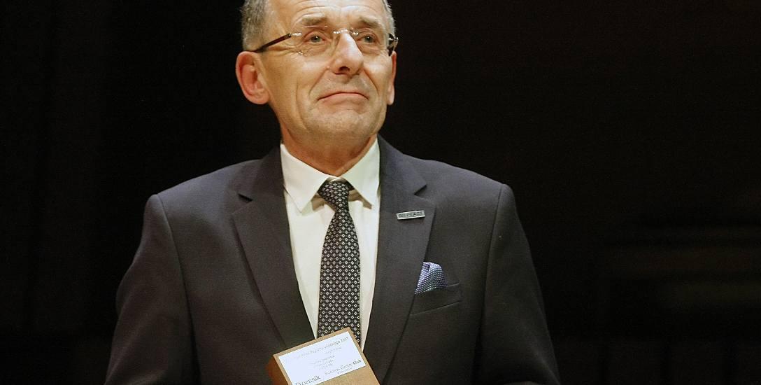 Zbigniew Bednarek, prezes zarządu spółki Bilplast