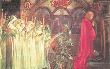 Kościół dążył do sakralizacji rycerstwa