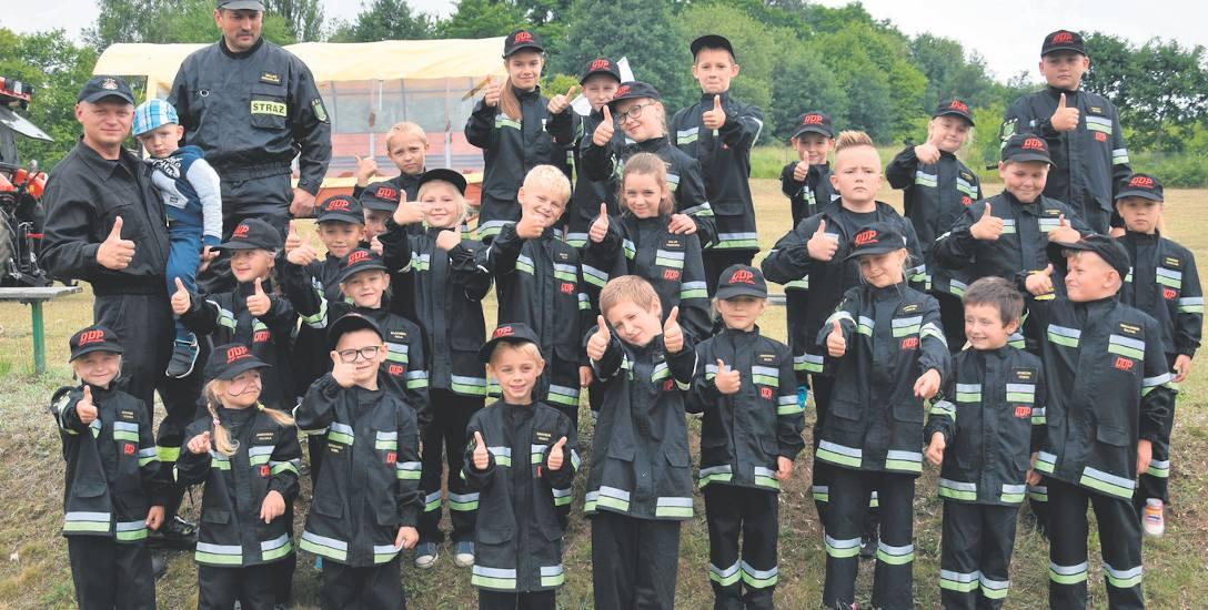 drużyna pożarnicza