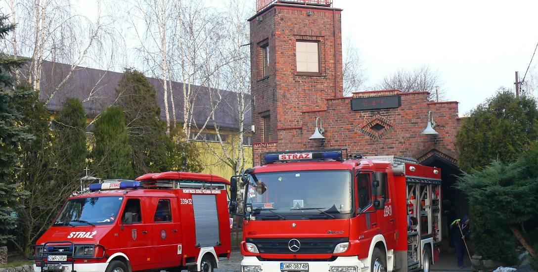 Ochotnicza Straż Pożarna w Siechnicach