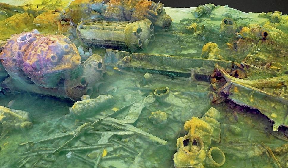 Film do artykułu: Zabytki z bałtyckich głębin, czyli lunety, armaty, dzbany na wino i wraki w trójwymiarze