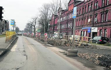 Prace remontowe rozpoczęły się od odcinka przy granicy Chorzowa i Świętochłowic