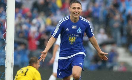 Jakub Arak już nie zagra w Ruchu Chorzów. Zdecydował się przenieść do Lechii Gdańsk