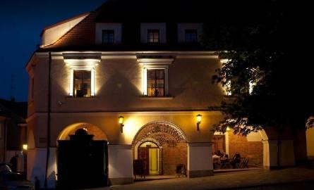 Hotel Pod Ciżemką w Sandomierzu był w czwartek liderem w klasyfikacji wojewódzkiej