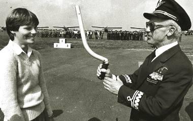 Pierwsza absolwentka pilotażu na Politechnice Rzeszowskiej prowadziła dreamlinery