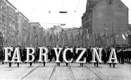 Wrocław, 1969 rok, ulica Karola Świerczewskiego, dziś ul. Piłsudskiego
