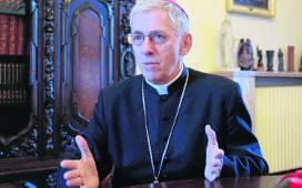 Arcybiskup Wiktor Skworc