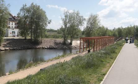Park Warszewo-Podbórz w Szczecinie. Jak przebiega inwestycja?