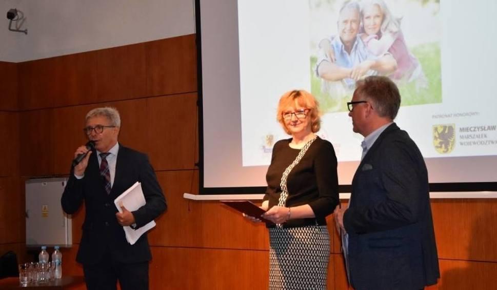 Film do artykułu: Konferencja Senioralna 2019 w Wejherowie. O finansach, bezpieczeństwie i zdrowiu w Filharmonii Kaszubskiej