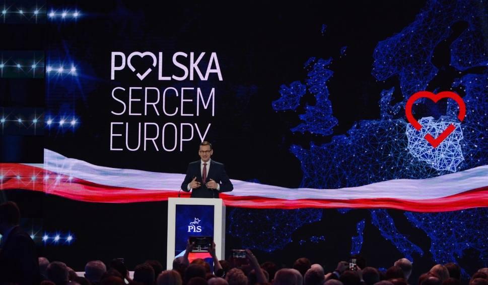 Film do artykułu: Konwencja Prawa i Sprawiedliwości. Premier Morawiecki zapowiada wyższe pensje