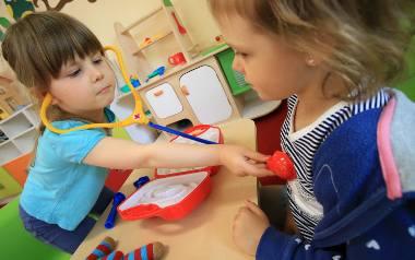 Czy zaprowadzasz zaziębione dziecko do przedszkola?