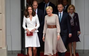 Książę William i Kate Middleton w Polsce [ZDJĘCIA] Gdzie można ich spotkać w Warszawie i Gdańsku?