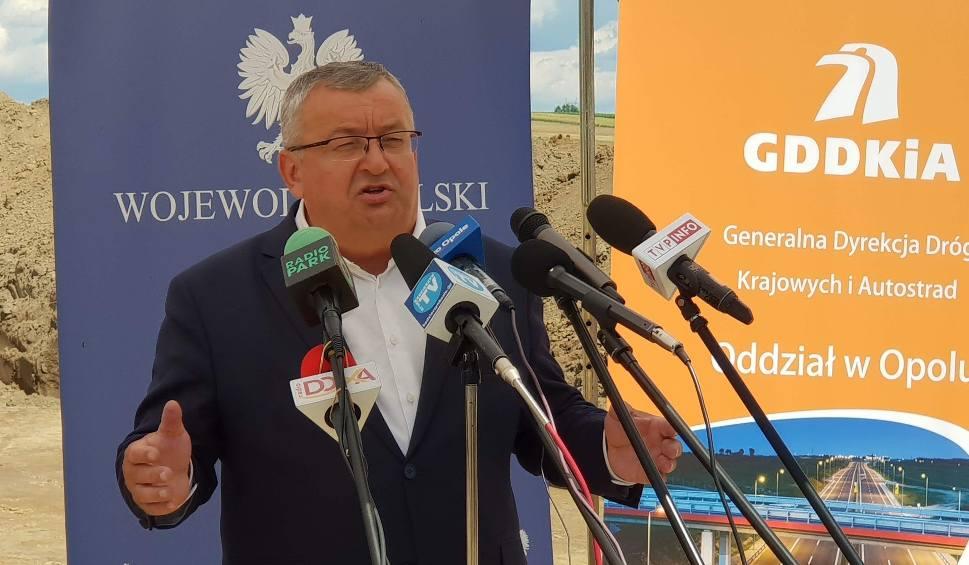Film do artykułu: Obwodnica Kędzierzyna-Koźla. Prezydent Sabina Nowosielska i burmistrz Hubert Ibrom nie zostali zaproszeni na oficjalne uroczystości