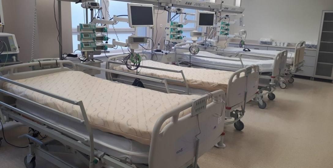Oddział ratunkowy w szpitalu w Wejherowie z nowym sprzętem medycznym