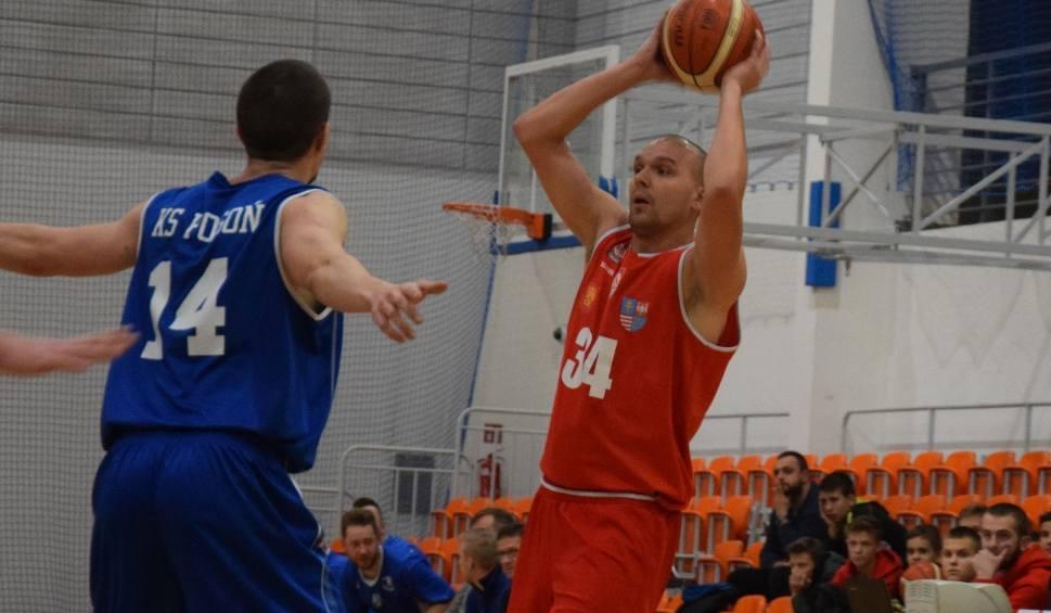 Film do artykułu: II liga koszykarzy: Rewanż kieleckich Akademików na rywalach z Przemyśla