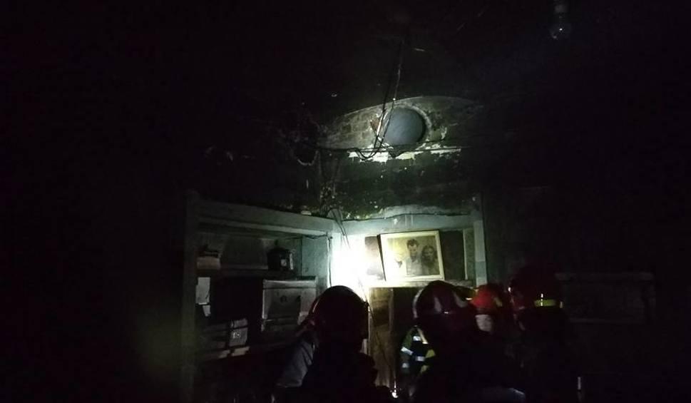 Film do artykułu: Pożar w klubie Alchemia na krakowskim Kazimierzu. Ewakuowano 90 osób [ZDJĘCIA]