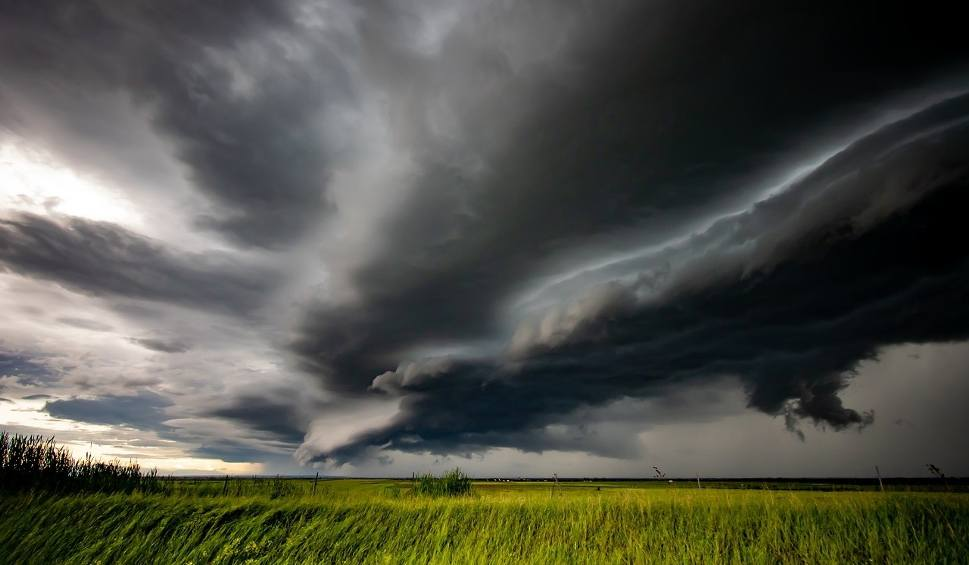 Film do artykułu: Uwaga! Nad region radomski nadchodzą burze. Są ostrzeżenia