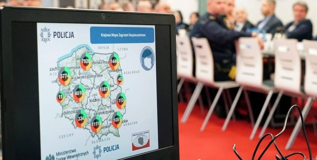 Najczęściej potwierdzają się zgłoszenia od mieszkańców w powiatach: wschowskim, żarskim, żaganskim, słubickim i w Gorzowie.