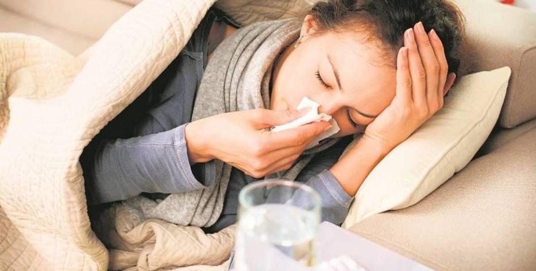 Tylko w okresie od 23 do 30 września tego roku zarejestrowano na Pomorzu blisko 20,5 tys. przypadków ostrych infekcji
