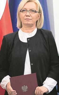 Prezes Julia Przyłębska